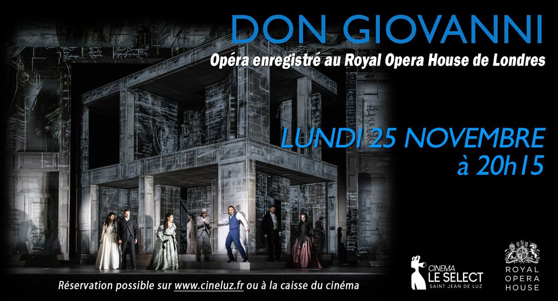 Photo du film Don Giovanni (Royal Opera House)