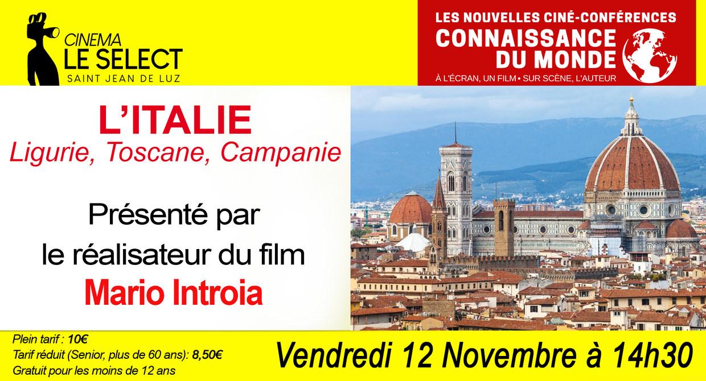 Photo du film L' Italie - Splendeurs de l'Italie : Ligurie, Toscane, Campanie