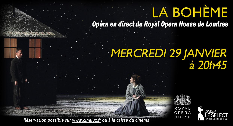 Photo du film La Bohème (Royal Opera House)