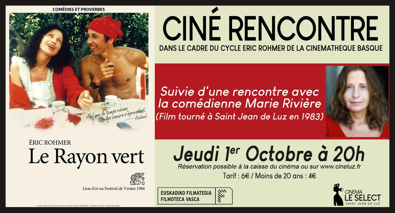 Photo du film Le Rayon vert