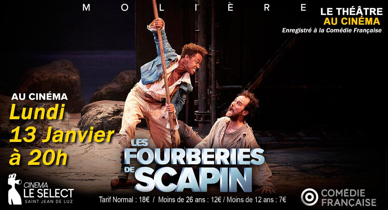 Photo du film Les Fourberies de Scapin