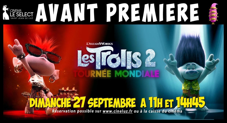 Photo du film Les Trolls 2 - Tournée mondiale