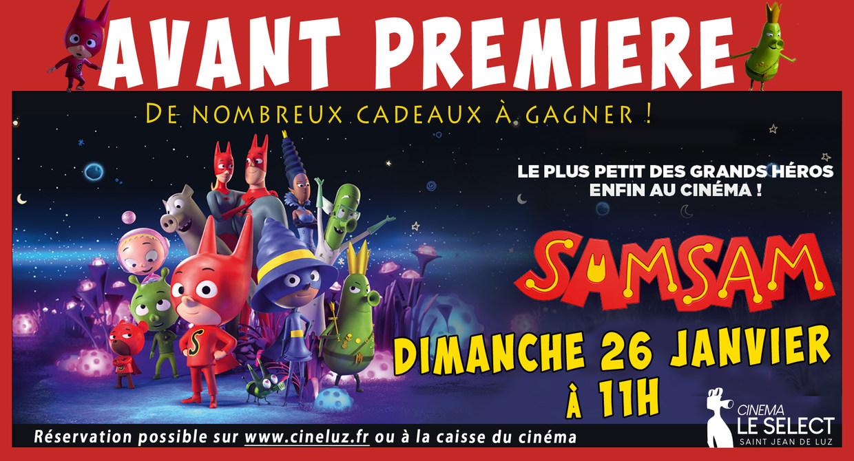 Photo du film Samsam