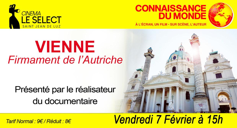 Photo du film Connaissance du Monde : Vienne, firmament de l'Autriche